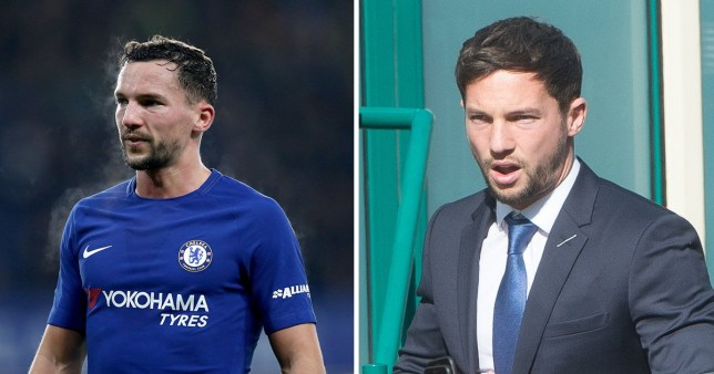 Chelsea footballer Danny Drinkwater has admitted drink driving