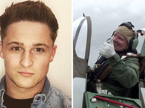 Teenager saved from burning plane thanks hero-passers by
