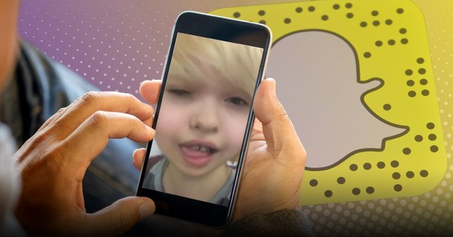 Snapchat's new baby filter 'lets perverts create porn for