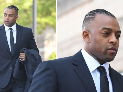 Woman claims former JLS star Oritse Williams raped her after she lost phone in his hotel room