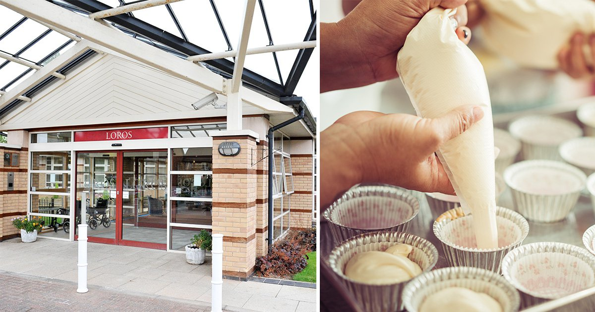 Leicester's LOROS hospice was instructed by the council's environmental health officials they couldn't accept donated cakes from the Women's Institute anymore