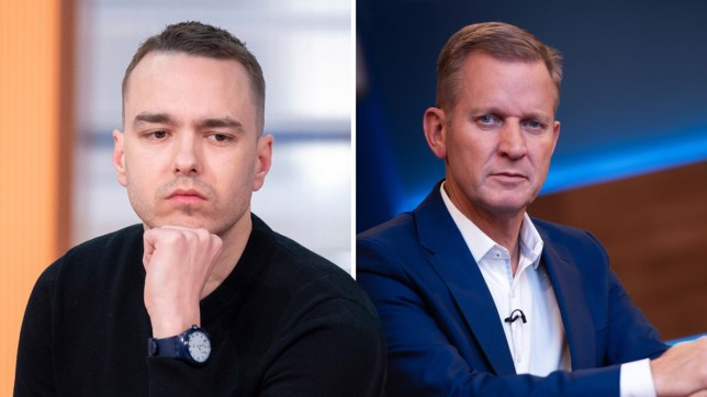David Challen, son of Sally, said he'd never go on the Jeremy Kyle Show because he believes producers throw vulnerable guests 'to the lions'