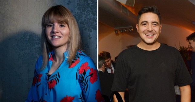 Ruth Madeley and Noel Sullivan from Years and Years