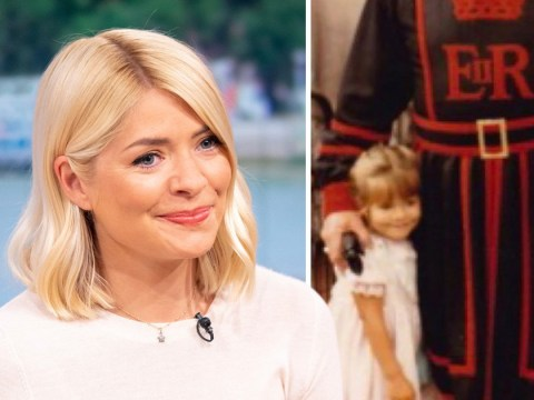 Holly Willoughby shares adorable throwback alongside sister and our hearts are melting