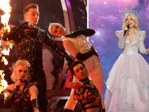 Eurovision 2019 semi-finals: Every sequin, bondage harness and pyrotechnic flame-drenched song