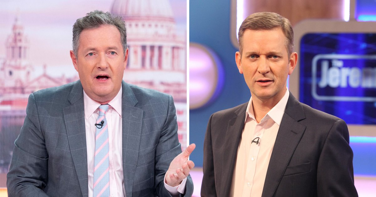 Piers Morgan defends Jeremy Kyle and insists he's a 'great guy' as show is cancelled permanently after tragic death