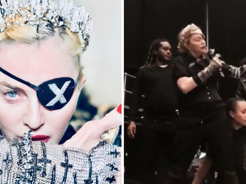 Madonna officially confirmed for Eurovision grand final performance
