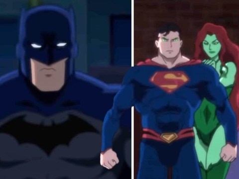 Trailer for Batman: Hush is here and Superman is in it