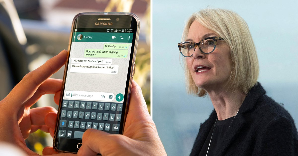 Digital Minister Margot James said investigators still didn't know how many UK WhatsApp users could've been affected in the attack