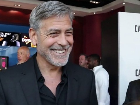 Win tickets to see George Clooney at the premiere of The