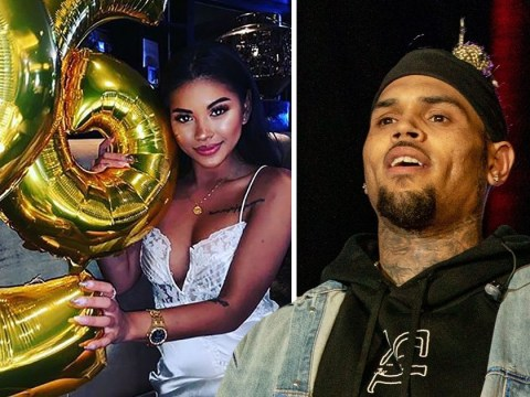 Chris Brown fuels girlfriend pregnancy rumours with teasing 'momma' birthday post
