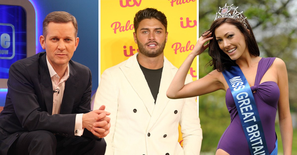 jeremy kyle, mike thalassitis and sophie gradon