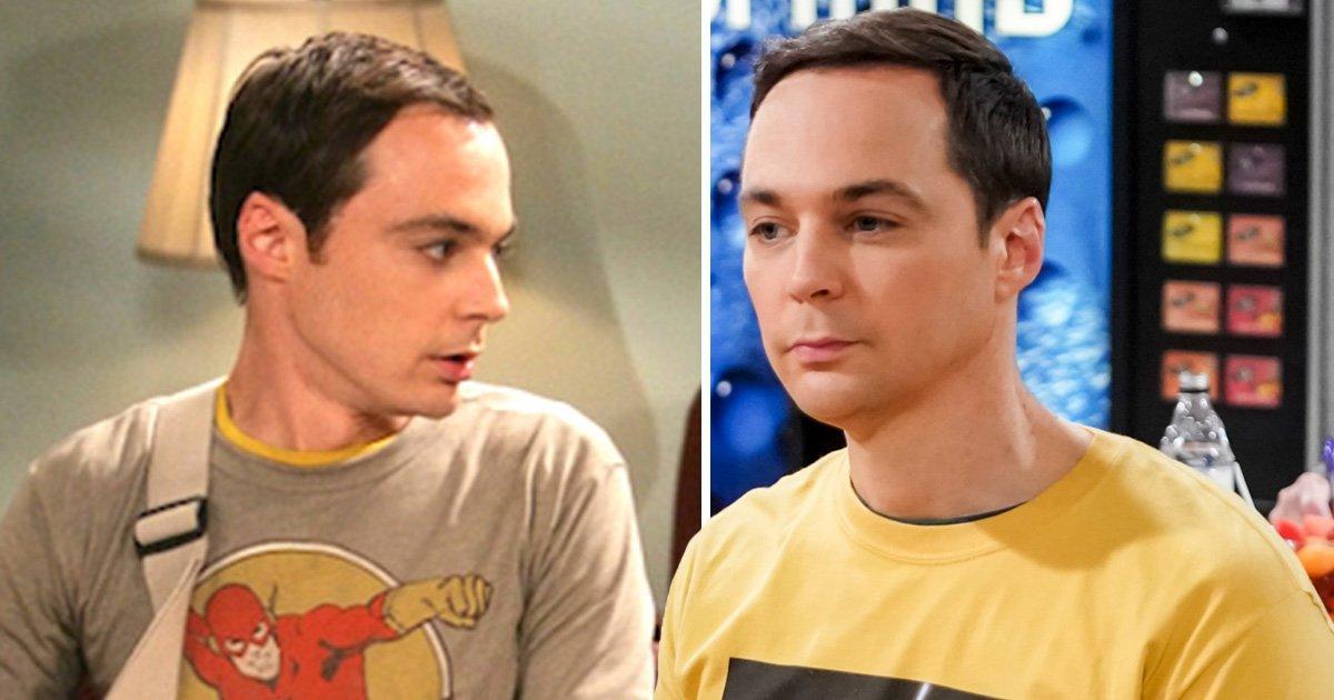 Sheldon Cooper Dating Profilo ragazzo che esce con la nonna