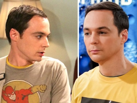 The Big Bang Theory pilot set Sheldon Cooper up as semi-pro masturbator and it was really weird
