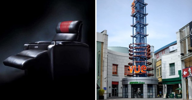 Ateeq Rafiq, 24 , died in a freak accident after getting his neck trapped in an electric chair at a Vue cinema in Birmingham