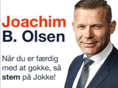 Danish MP puts advert on porn site because 'that's where the voters are'