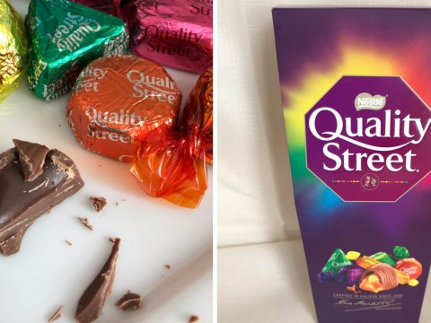 Say goodbye to the Toffee Deluxe as it's once again axed from Quality Street