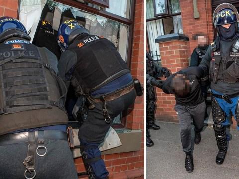 Police 'raid wrong house' and wake up family at 5am