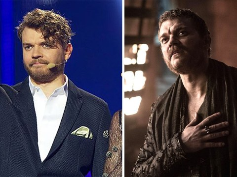 Euron Greyjoy hosting Eurovision is the GOT/Song Contest crossover we never knew we needed