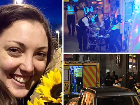 'I'm a nurse I have to go and help', said killed Angel of London Bridge attack