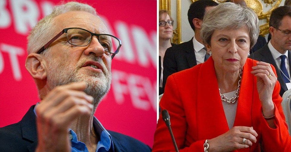 Talks between Prime Minister Theresa May and Labour leader Jeremy Corbyn over Brexit have broken down