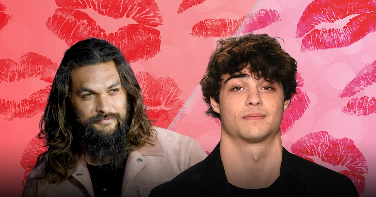 Noah Centineo takes on Jason Momoa in best lick difficulty during MTV Movie and TV awards