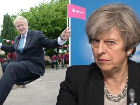 Tory plot to vote against Brexiteer Boris Johnson after he announces leadership bid