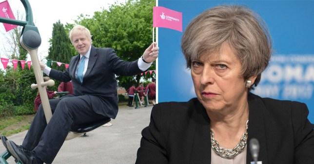 Plot to bring down Boris Johnson