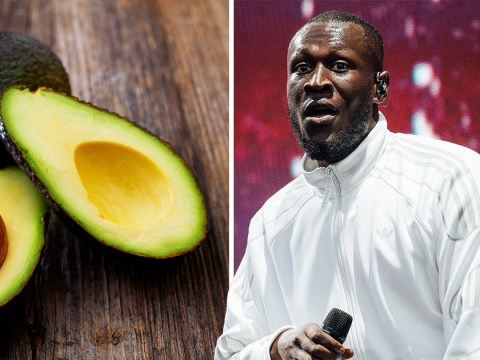 Stormzy jokes 'don't start throwing lentils' as he slams vegans and their love of avocados