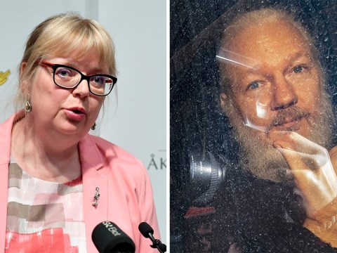 Sweden requests Julian Assange be 'detained in his absence' over rape allegation