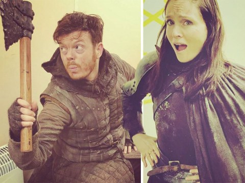 Game Of Thrones bosses cut Sophie Ellis-Bextor and husband from epic battle scenes