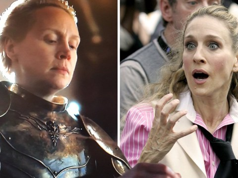 Brienne of Tarth being compared to Carrie Bradshaw is Game Of Thrones finale's best meme