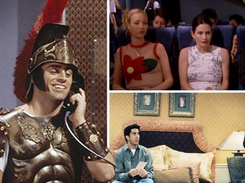 Why 'The One in Vegas' is the best and worst episode of Friends on its 20th anniversary