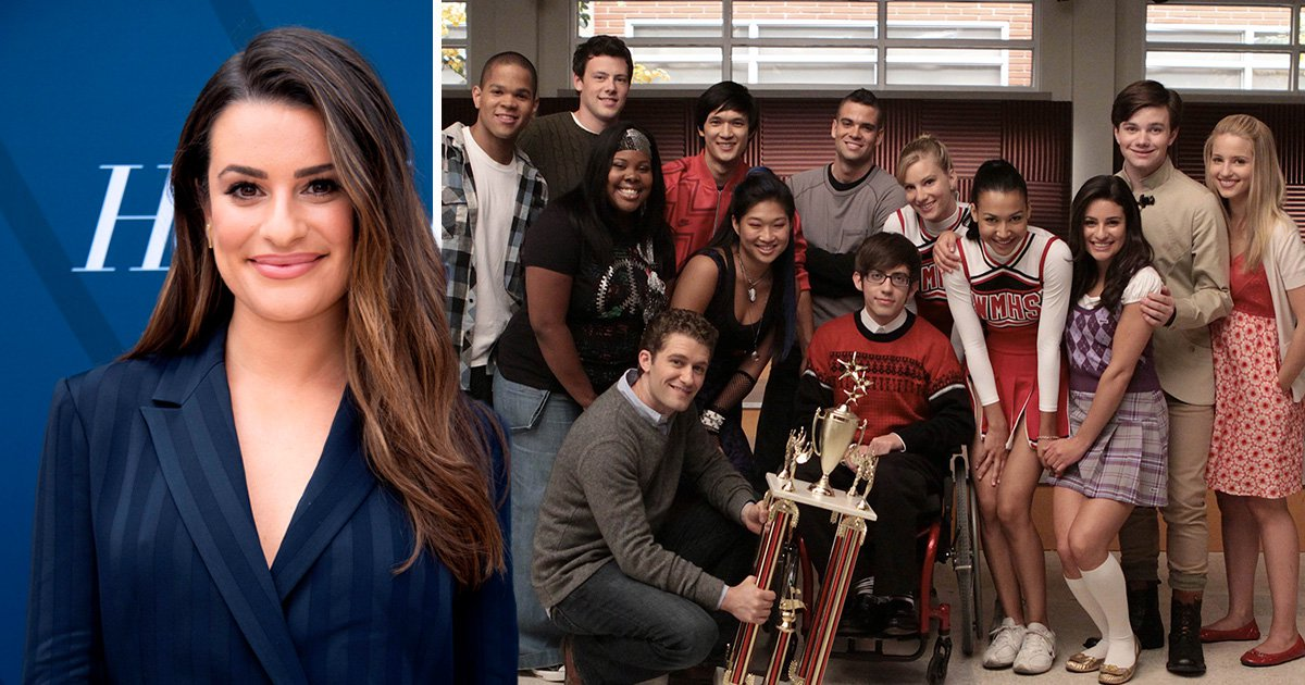 Lea Michele up for Glee spin-off as she celebrates 10 year anniversary