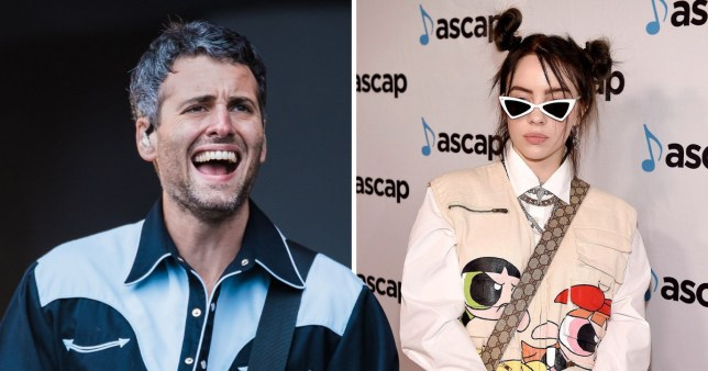 The Vaccine's Freddie Cowan has never heard of Billie Eilish and we're shook