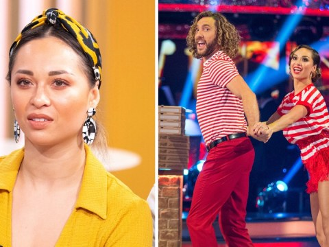 Strictly Come Dancing star Katya Jones compares Seann Walsh kiss scandal to Brexit