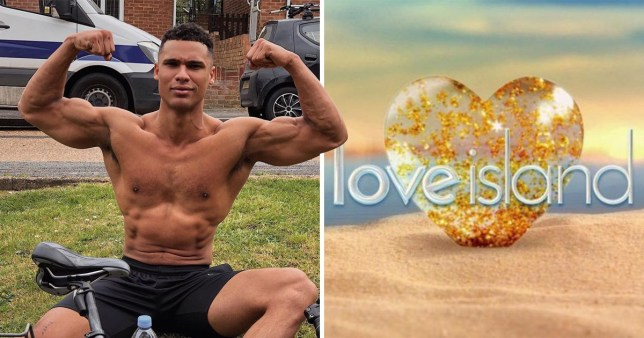 Former Love Island star Rykard Jekins pictured