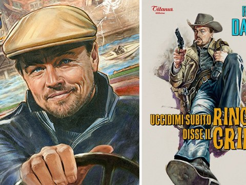 Retro Once Upon A Time In Hollywood posters make us even more excited to see it