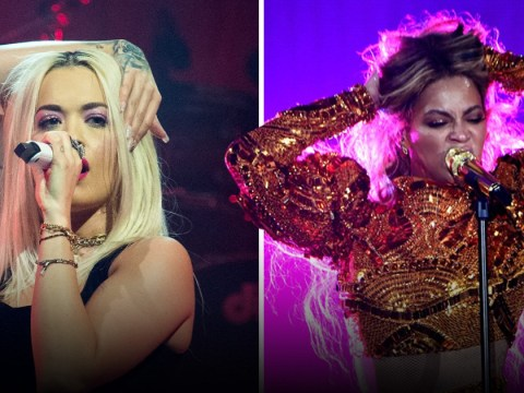 Rita Ora's upcoming tour inspired by Beyonce's Homecoming Coachella performance