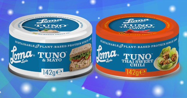 The TUNPO vegan Tuna at Morrisons