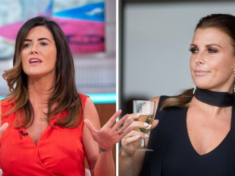 Wayne Rooney escort Helen Wood 'sick of Coleen's name' as she defends tell-all book