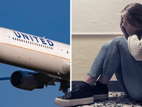 Passenger 'groped crying teenager after placing blanket over her on flight'