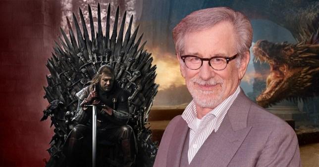 Game Of Thrones Steven Spielberg