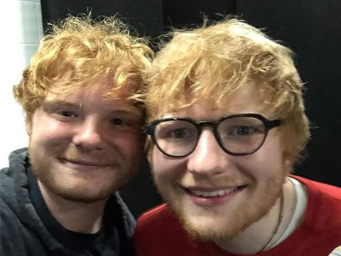 Ed Sheeran and Judi Dench's grandson look identical and singer wanted to hire him as a stunt double