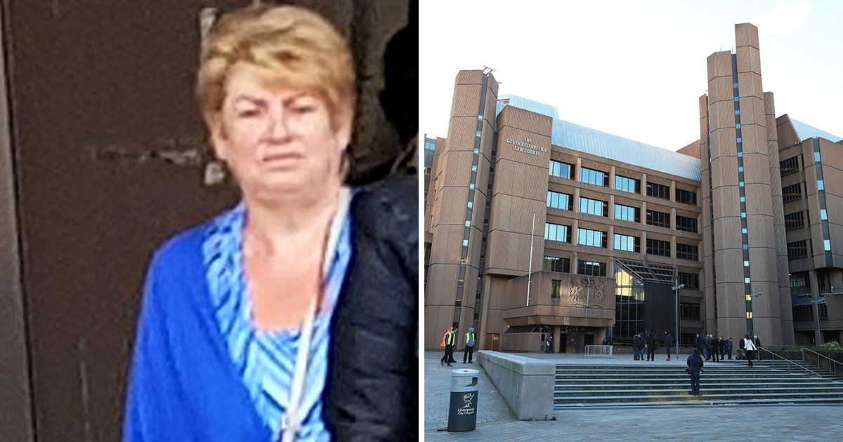 Grandma who stole £33,600 from disabled brother walks free from court