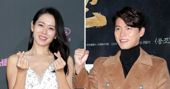 Hyun Bin & Son Ye Jin together