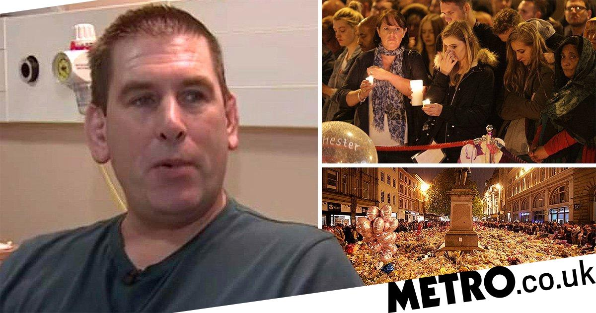Manchester terror attack survivor says army should go and get suspect from Libya