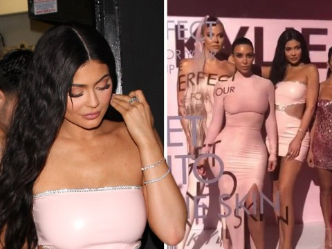 Kylie Jenner opts for all pink everything as she extends empire with Kylie Skin launch