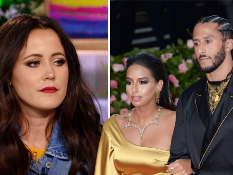 Jenelle Evans tearfully storms out of Teen Mom 2 reunion after Nessa confrontation over Colin Kaepernick