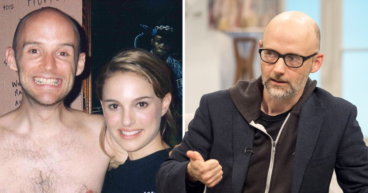 Moby insists he did date Natalie Portman: 'I can't figure out why she would misrepresent the truth'